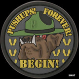 Maxpedition Devil Dog Patch