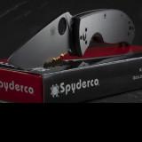 Spyderco Tenacious Black Carbon Fibre/G10