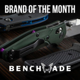 Brand Of The Month: Benchmade Knives
