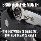 Brand Of The Month: The Innovation Of Cold Steel High Performance Knives