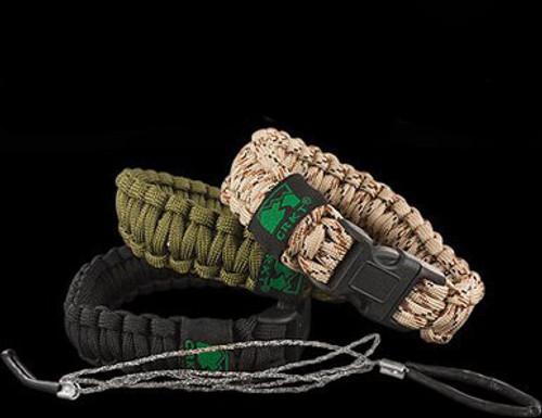 CRKT Parasaw Onion Survival Bracelet