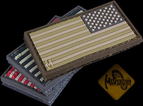 Maxpedition USA Flag Small Reverse