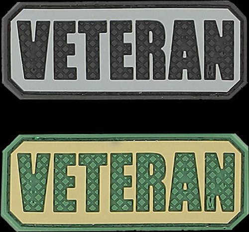 Maxpedition Veteran PVC Morale Patch