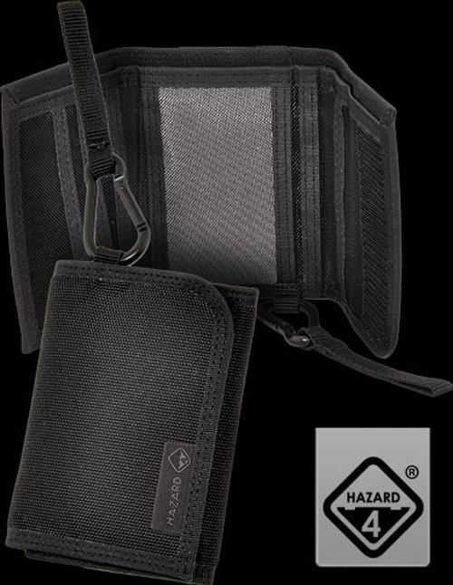 Hazard 4 Mil-wafer Slim Tri-fold Wallet
