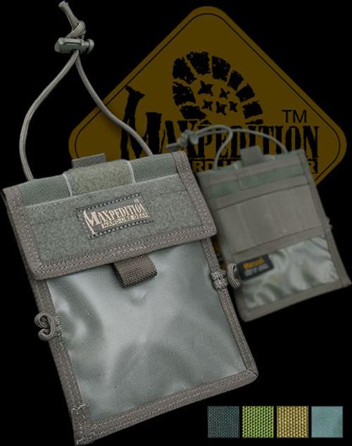 Maxpedition Traveller Wallet - Black