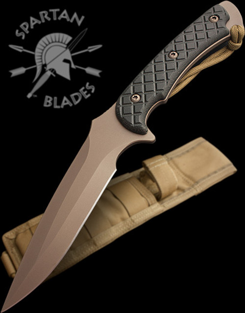 Spartan Blades Ares Flat Dark Earth