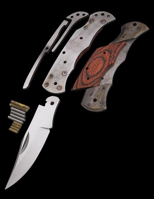 Rough Rider Custom Shop Knife Kit CS4
