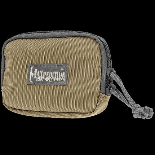 Maxpedition Hook-&-Loop 3 x 5in Zipper Pocket