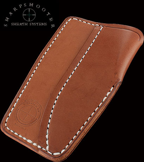 Sharpshooter Leather Pocket Sheaths