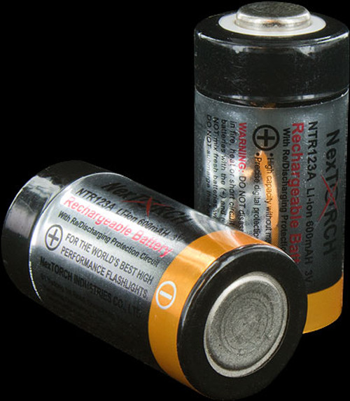 Nextorch 3V Lithium Batteries