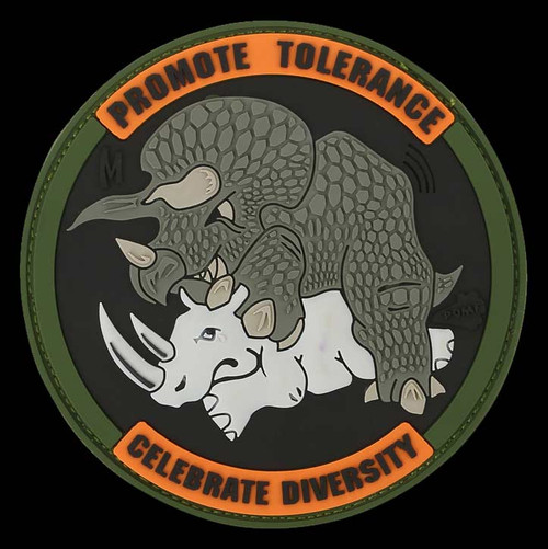 Maxpedition Patch PROMOTE TOLERANCE