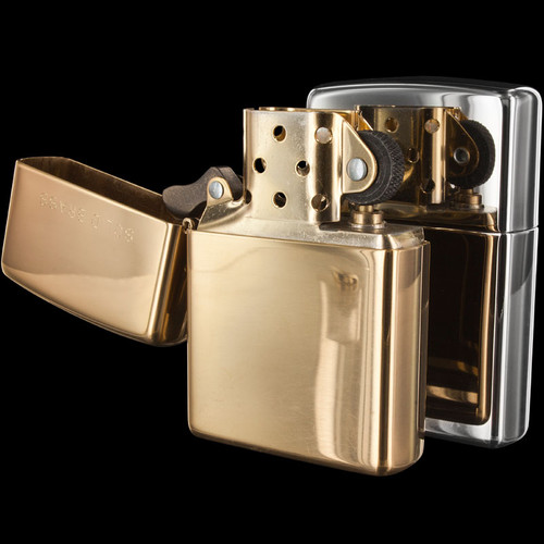 Zippo High Polish Lighter