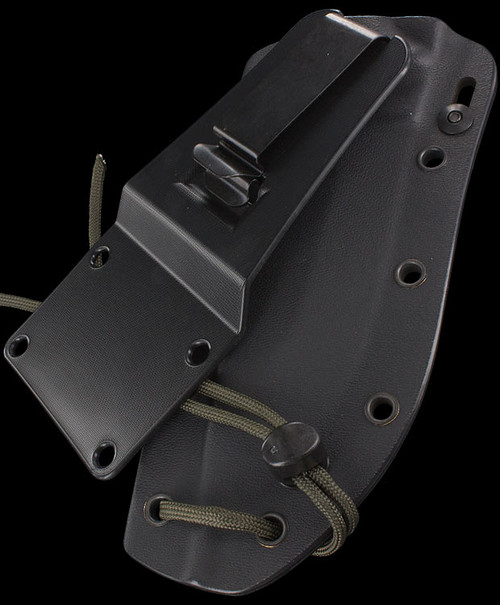 ESEE-5 Sheath & Clip Plate
