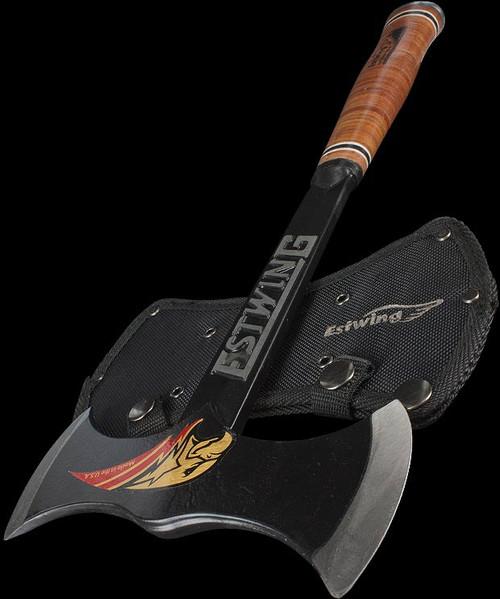 Estwing Black Eagle Double Bit Axe