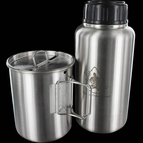 Pathfinder Bottle & Nesting Cup Set