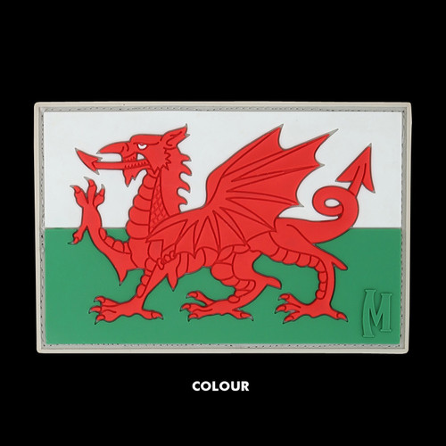 Maxpedition Welsh Flag