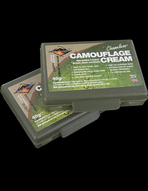 Bushcraft Chameleon Camo Compact - Woodland