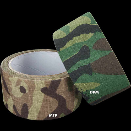 Bushcraft Camouflage Tape - Cotton