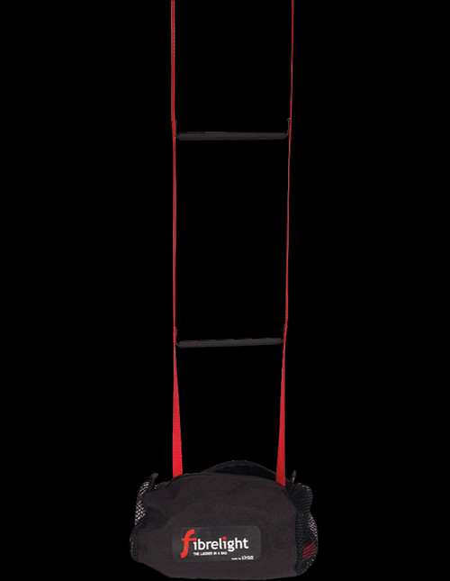 Lyon Equipment Fibrelight Flexible Ladder