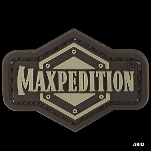 Maxpedition Inch Logo Patch