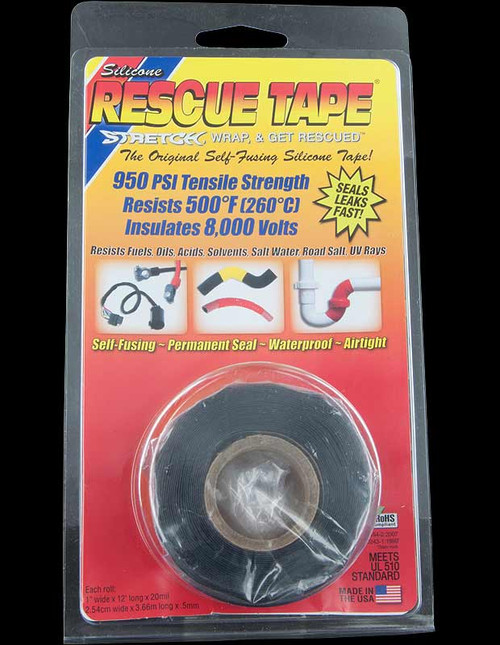 Bushcraft Silicone Repair Tape