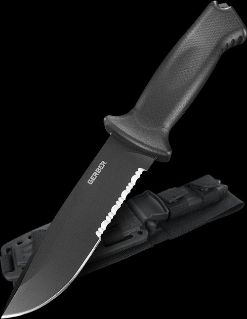 Gerber Prodigy Part-Serrated