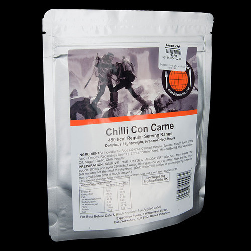 Expedition Foods Chilli Con Carne (Regular)
