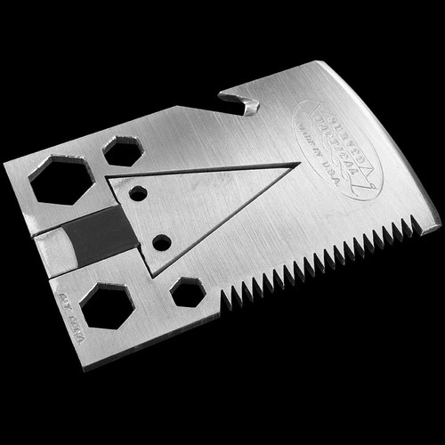 Survco Tactical Credit Card Axe