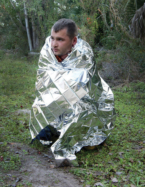 Ultimate Survival Emergency Blanket