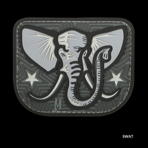 Maxpedition Elephant Patch