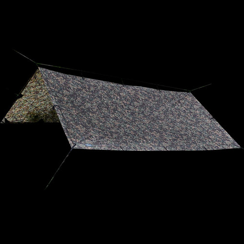 DD Hammocks 3 x 3 Tarp MultiCam