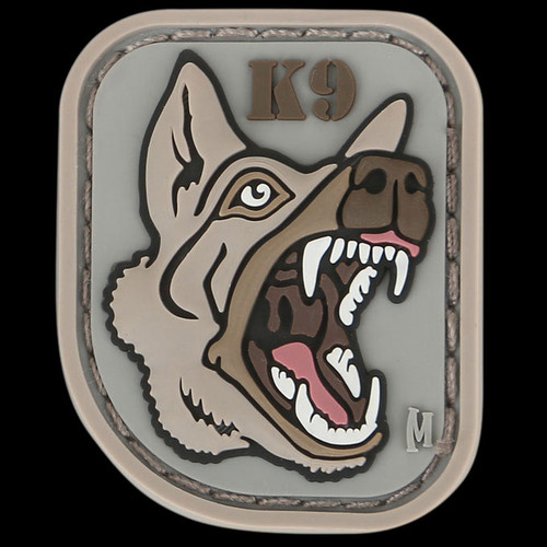 Maxpedition German Shepherd Patch