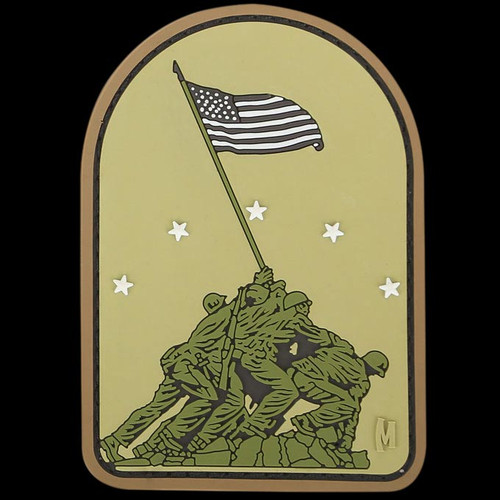 Maxpedition Iwo Jima Patch