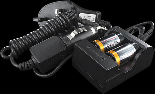 Nextorch Rechargeable 3V Lithium Battery Set
