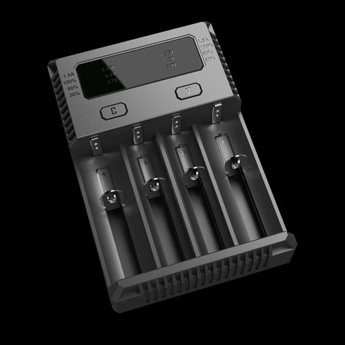 "Nitecore Intellicharger ""New i4"""