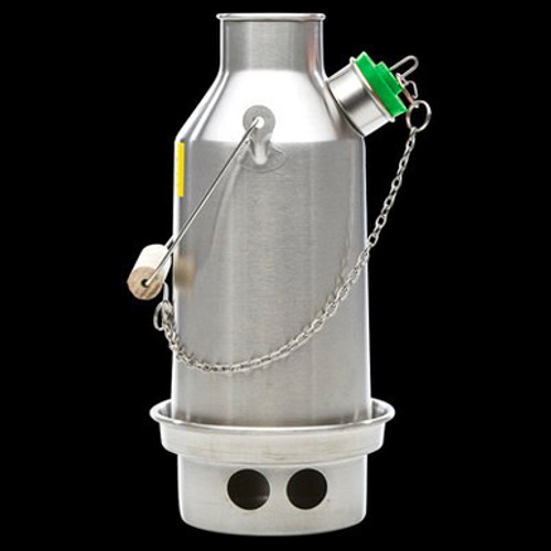 Kelly Kettle Trekker STEEL