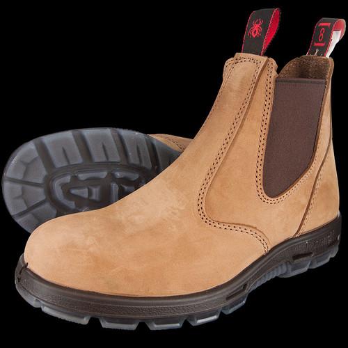 Redback Bobcat Crazy Horse Boot