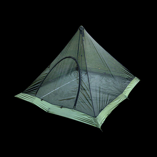 DD Hammocks Superlight Pyramid Mesh Tent