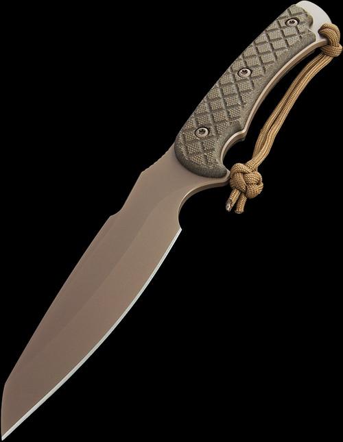 Spartan Blades Hybris Black Nylon Sheath