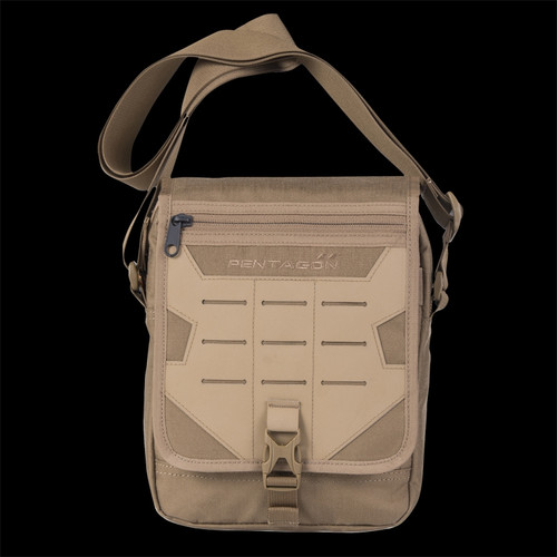 Pentagon Messenger Bag