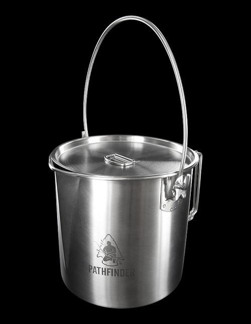 Pathfinder Bush Pot and Lid Set 1.8L