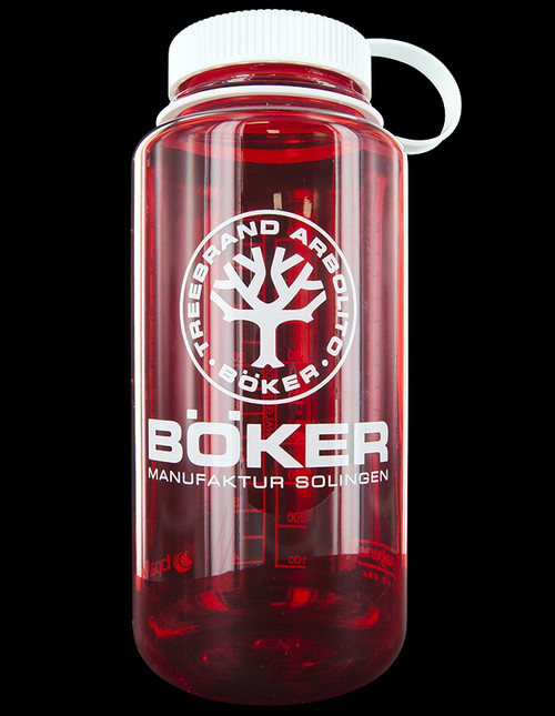 Boker Wide Mouth Water Bottle