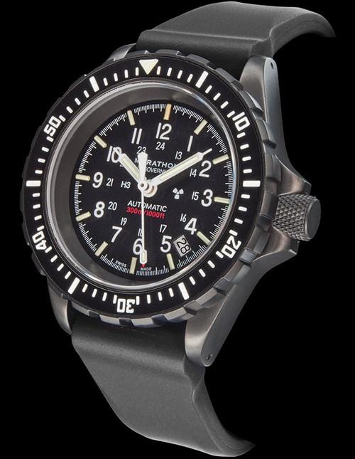 Marathon Diver's Automatic GSAR Black