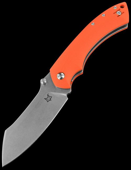 Fox Pelican G10 Orange