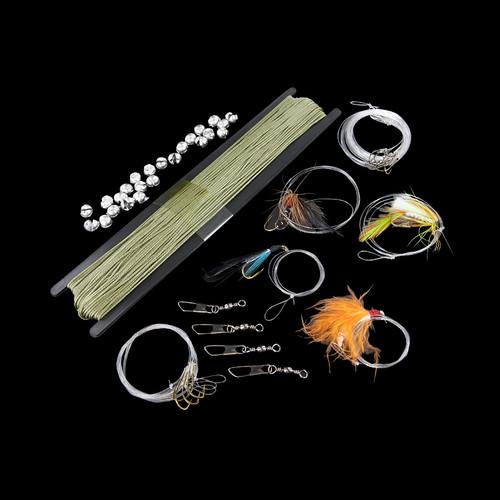 NATO Life Raft Fishing Kit