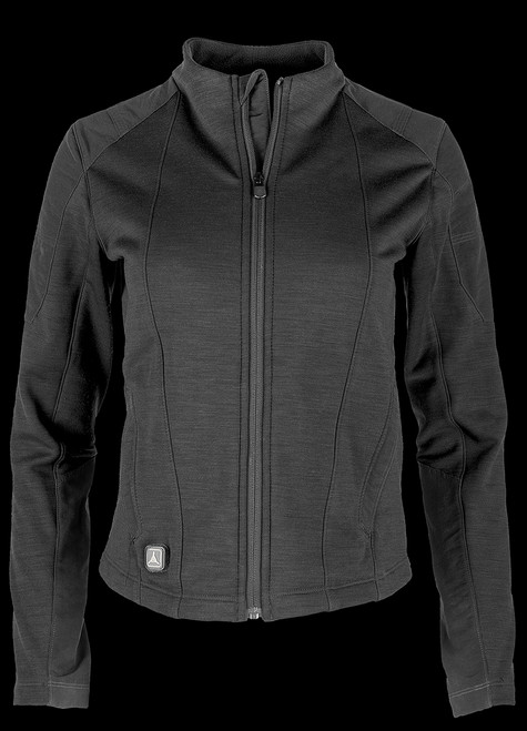 TAD Women Tempest Jacket Black