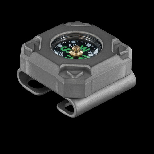 MecArmy CPW Titanium Watchband Compass
