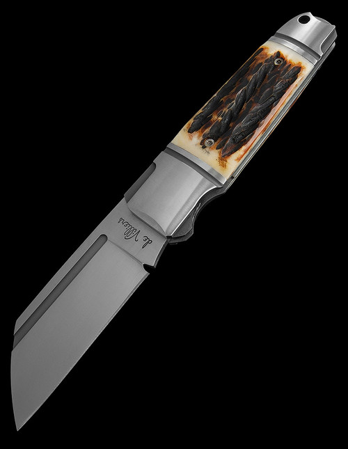 Andre de Villiers Pocket Butcher Jigged Bone