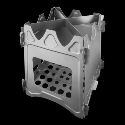 TiTech Titanium Stove