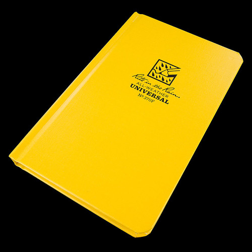 Rite in the Rain Fabrikoid Hard Cover Notebook